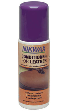 NIKWAX Conditioner for Leather 125ml with sponge neutral