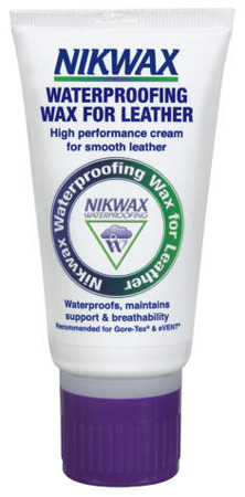 NIKWAX Waterproofing Wax for Leather 100ml neutral