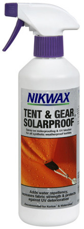 Impregnat NIKWAX Tent&Gear Solarproof Spray-On 500ml